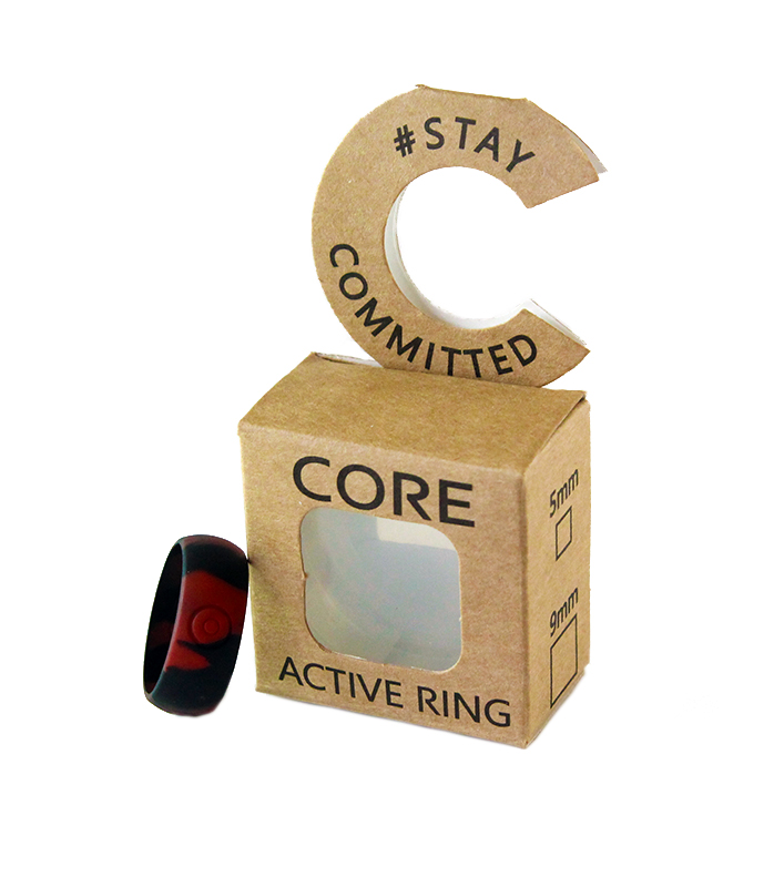 core-bulk-fused-red-silicone-ring