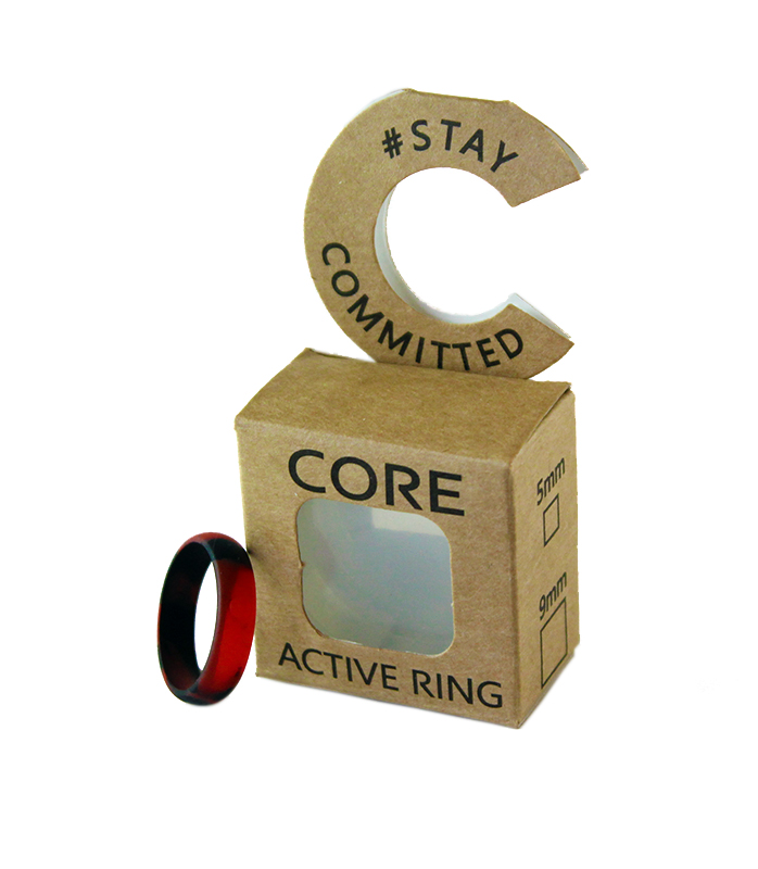 core-lean-fused-red-silicone-ring